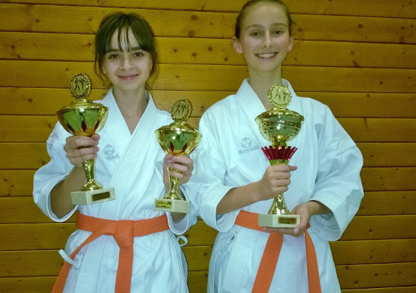 Kinder Karate Münster Pokalsieger